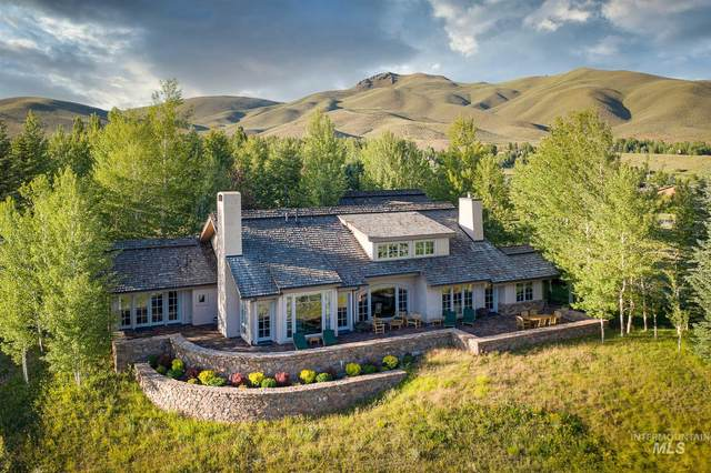 110 Highlands Drive, Sun Valley, ID 83354 (MLS #98773501) :: Boise River Realty