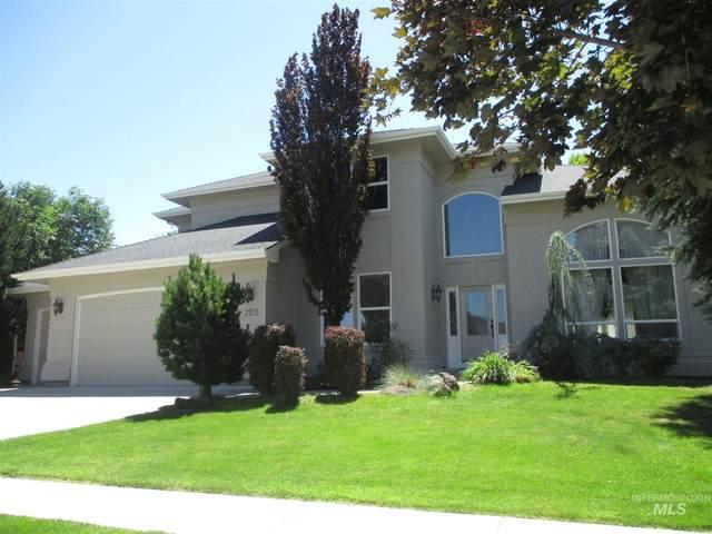2123 W Divide Creek St., Meridian, ID 83646 (MLS #98773508) :: Boise River Realty