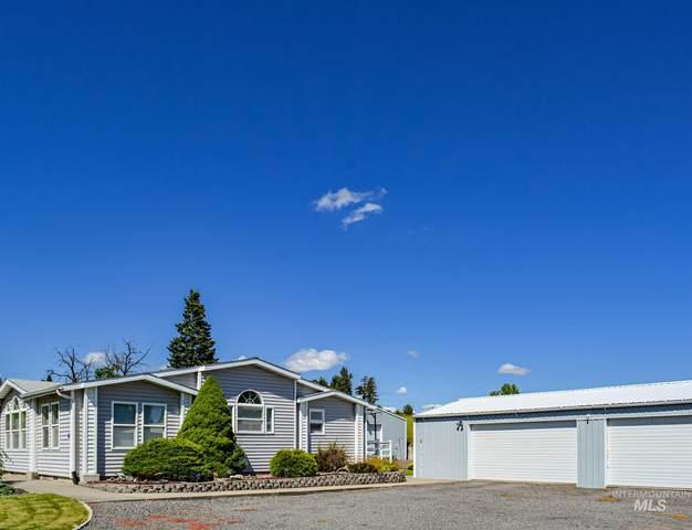 514 N Jackson Street, Genesee, ID 83832 (MLS #98773510) :: Jon Gosche Real Estate, LLC