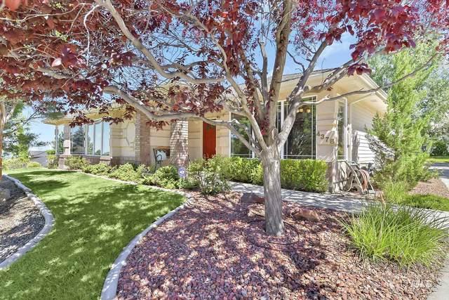 4378 W Quail Point Ct, Boise, ID 83703 (MLS #98773538) :: Idaho Real Estate Pros