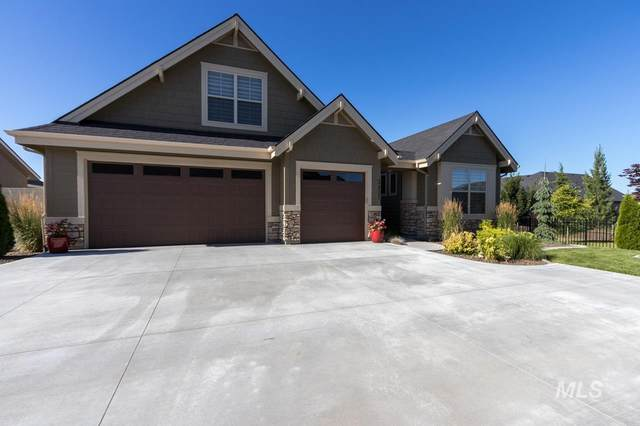 3437 W Chartwell St, Eagle, ID 83616 (MLS #98773565) :: Full Sail Real Estate