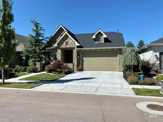 2837 Creek Pointe Lane, Eagle, ID 83616 (MLS #98773568) :: Full Sail Real Estate