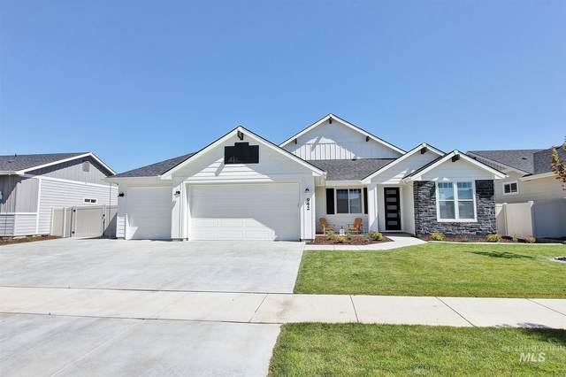 942 E Whitetail St, Kuna, ID 83634 (MLS #98773623) :: City of Trees Real Estate