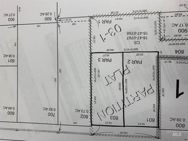 Tax Lot 801 SE 5th Ave, Ontario, OR 97914 (MLS #98773664) :: Michael Ryan Real Estate
