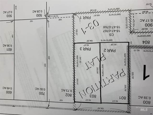Tax Lot 803 SE 5th Ave, Ontario, OR 97914 (MLS #98773671) :: Michael Ryan Real Estate
