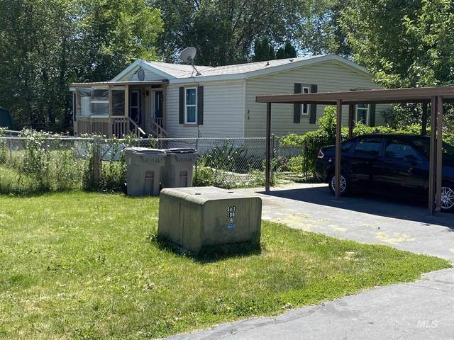 5200 Midway #25, Caldwell, ID 83607 (MLS #98773673) :: Epic Realty