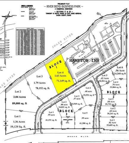 TBD Riverbend Parkway, Burley, ID 83318 (MLS #98773698) :: Jon Gosche Real Estate, LLC
