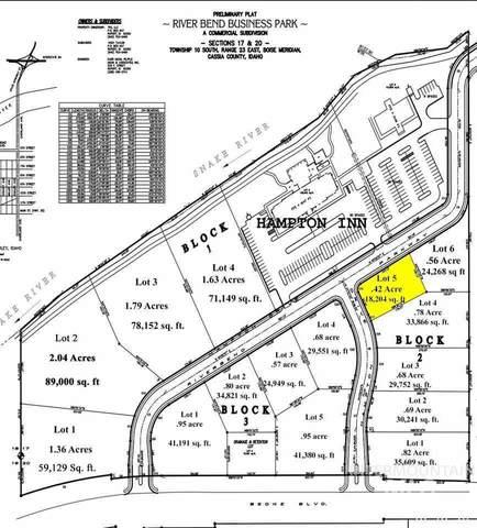 TBD Riverbend Parkway, Burley, ID 83318 (MLS #98773705) :: Navigate Real Estate
