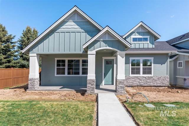 2473 E Foster, Meridian, ID 83646 (MLS #98773724) :: Epic Realty