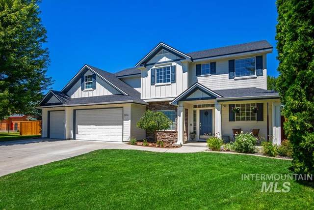 104 E Stonewater Ct, Eagle, ID 83616 (MLS #98773739) :: Epic Realty