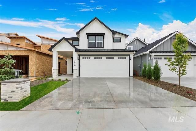 1868 E Knobcone Dr, Meridian, ID 83642 (MLS #98773802) :: Build Idaho
