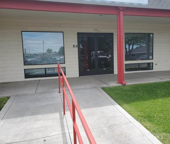 822 Blue Lakes Blvd N, Twin Falls, ID 83301 (MLS #98773946) :: Adam Alexander