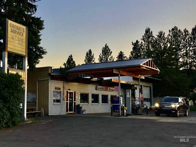 504 W 1st St, Wallowa, OR 97885 (MLS #98774045) :: Epic Realty