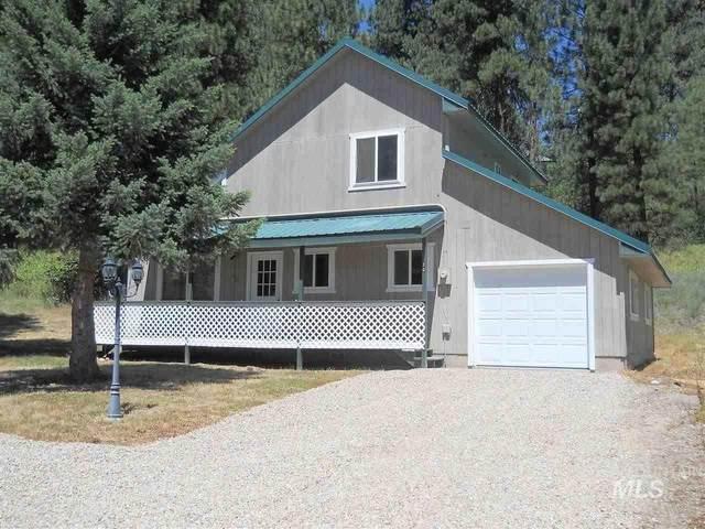 30 Warm Springs, Garden Valley, ID 83622 (MLS #98774070) :: Jon Gosche Real Estate, LLC