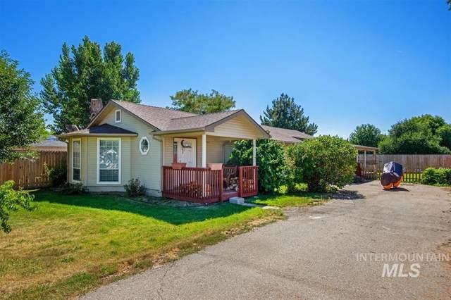 1311 N Shamrock, Boise, ID 83713 (MLS #98774073) :: Build Idaho