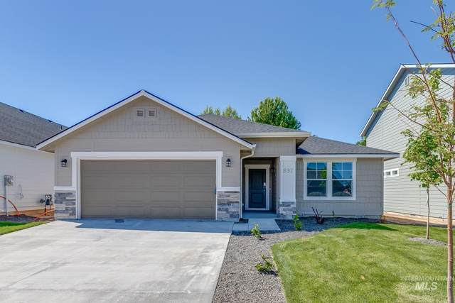 893 N Bowknot Lake Ave, Star, ID 83669 (MLS #98774085) :: Boise Home Pros