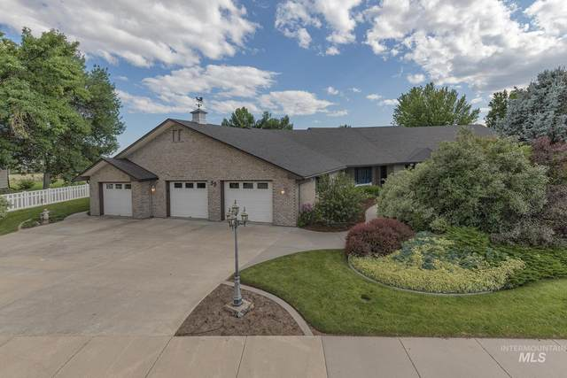 55 Mcginnis Dr., Weiser, ID 83672 (MLS #98774216) :: Michael Ryan Real Estate