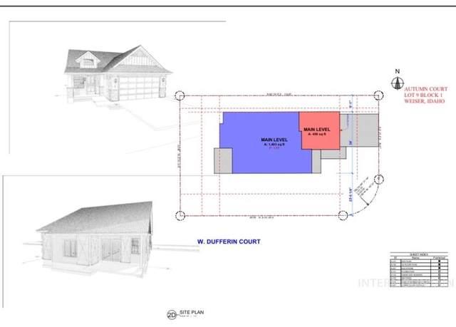 tbd W 10th St, Weiser, ID 83672 (MLS #98774324) :: Juniper Realty Group