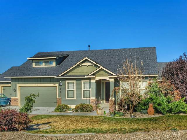 5428 Lewis Crossing Way, Nampa, ID 83686 (MLS #98774357) :: Adam Alexander