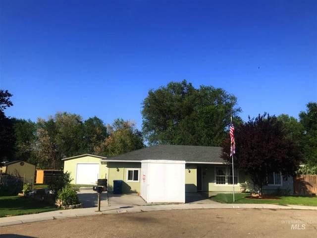 80 Cimarron, Nampa, ID 83651 (MLS #98774515) :: Minegar Gamble Premier Real Estate Services