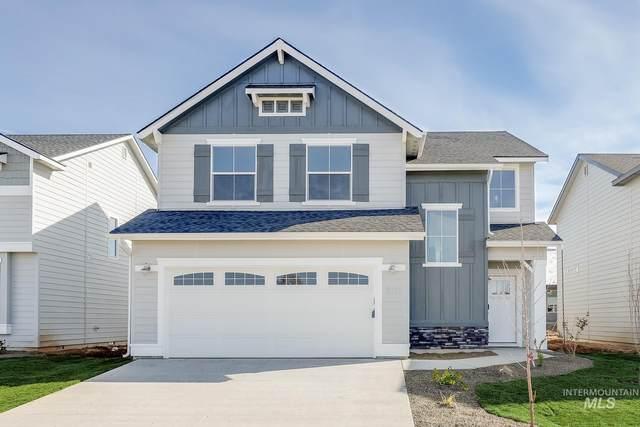 2593 E Bonita Hills St, Eagle, ID 83616 (MLS #98774528) :: Adam Alexander