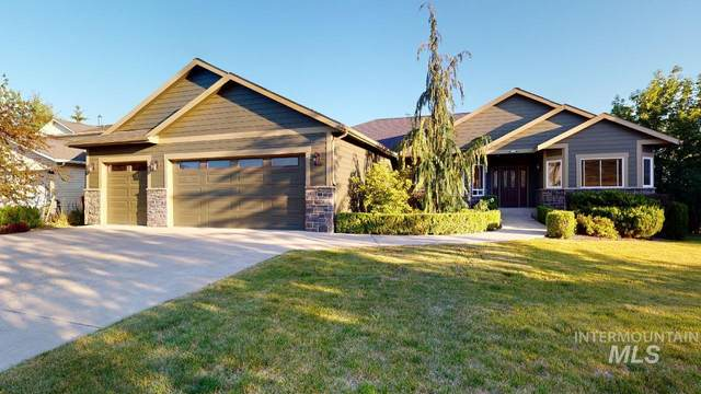 2173 E 6th Street, Moscow, ID 83843 (MLS #98774590) :: Adam Alexander