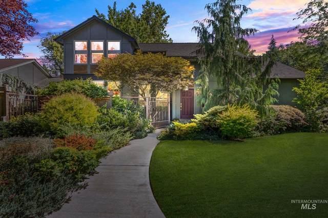 1373 W Martin St., Boise, ID 83706 (MLS #98774620) :: Juniper Realty Group