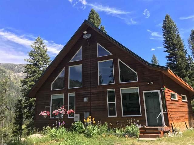 1700 Johnson Creek Road, Cascade, ID 83611 (MLS #98774686) :: Boise River Realty