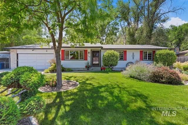 719 S Wickham Fen Way, Boise, ID 83709 (MLS #98774723) :: Build Idaho