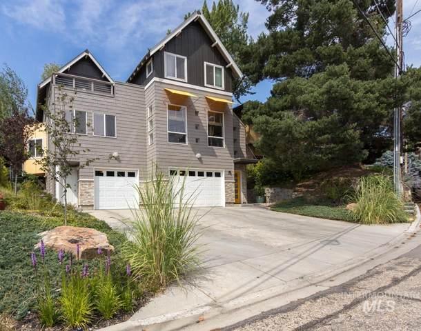 286 W Sherman, Boise, ID 83702 (MLS #98774829) :: Michael Ryan Real Estate