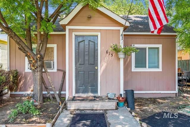 815-817 E Denver Street, Caldwell, ID 83605 (MLS #98774858) :: Build Idaho