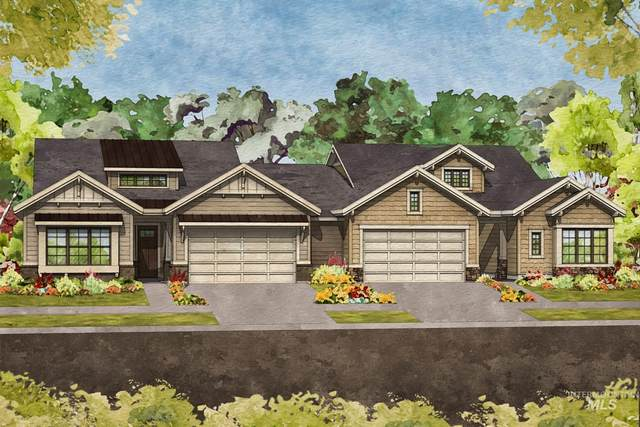 158 W Pavilion Lane, Meridian, ID 83646 (MLS #98774885) :: Epic Realty