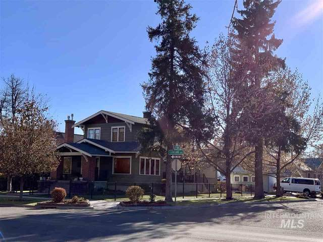 1304 Cleveland Blvd, Caldwell, ID 83605 (MLS #98774937) :: New View Team