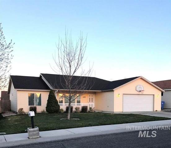 1189 Valencia, Twin Falls, ID 83301 (MLS #98774950) :: Build Idaho