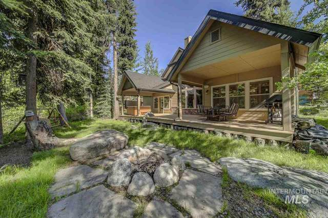1160 Majestic View Drive, Mccall, ID 83638 (MLS #98775072) :: Navigate Real Estate