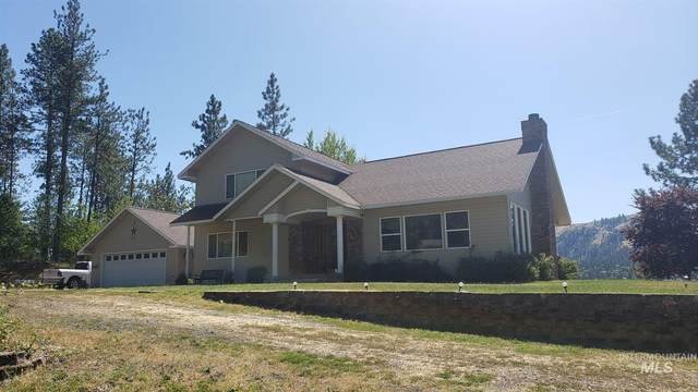 144 Dyche Road, Kamiah, ID 83536 (MLS #98775174) :: Team One Group Real Estate