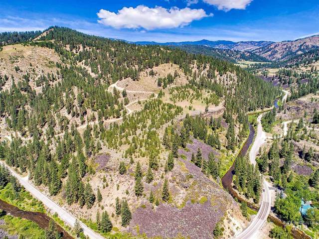 Lot 2 Mores Creek Heights, Boise, ID 83716 (MLS #98775271) :: New View Team