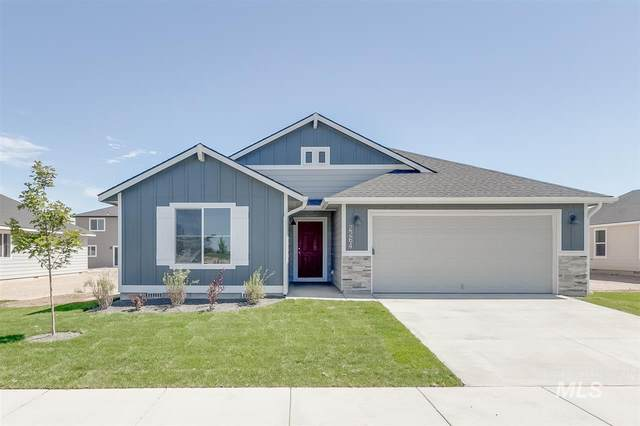 245 W Striped Owl St, Kuna, ID 83634 (MLS #98775375) :: Beasley Realty