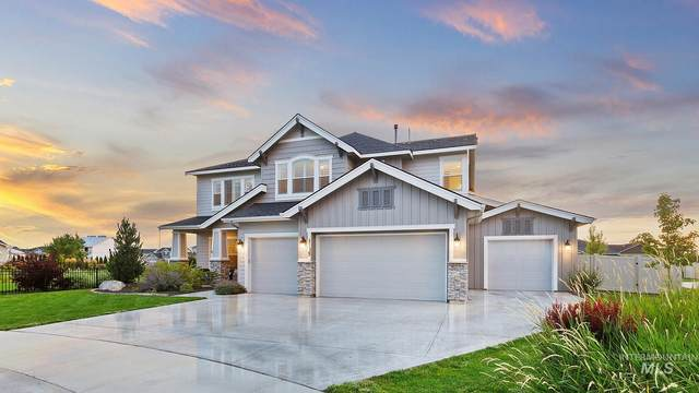 1135 N Golden Crown Way, Eagle, ID 83616 (MLS #98775408) :: Haith Real Estate Team