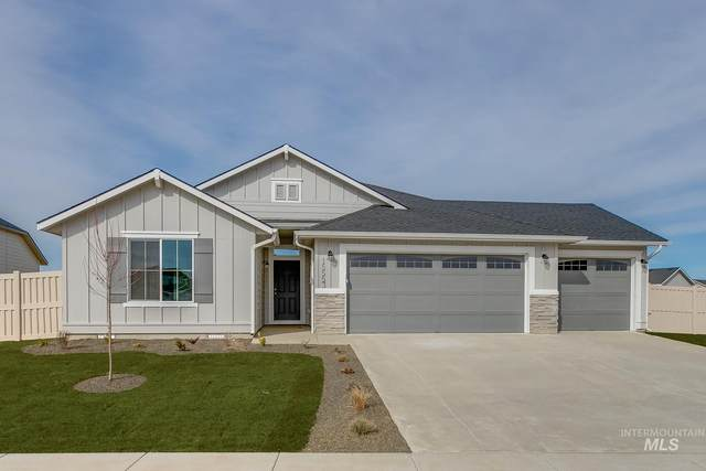1268 W Contender St, Meridian, ID 83642 (MLS #98775418) :: Story Real Estate