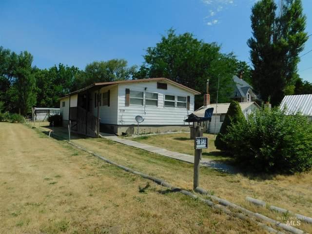 319 Pataha, Pomeroy, WA 99347 (MLS #98775437) :: Jon Gosche Real Estate, LLC