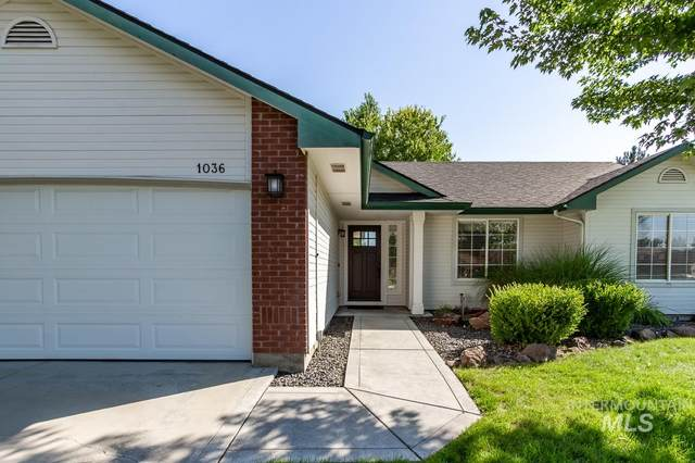 1036 N Echohawk Way, Eagle, ID 83616 (MLS #98775461) :: Michael Ryan Real Estate