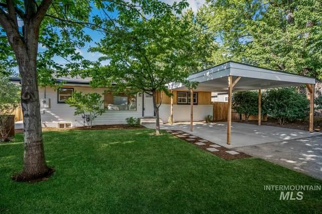 4620 W Denton, Boise, ID 83706 (MLS #98775483) :: Adam Alexander