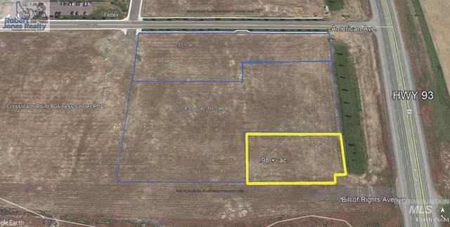 TBD Lot 8 Crossroads Point, Jerome, ID 83338 (MLS #98775565) :: Hessing Group Real Estate