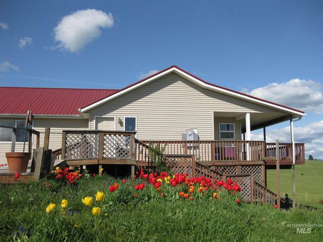 1210 Cora Road, Potlatch, ID 83855 (MLS #98775573) :: Navigate Real Estate