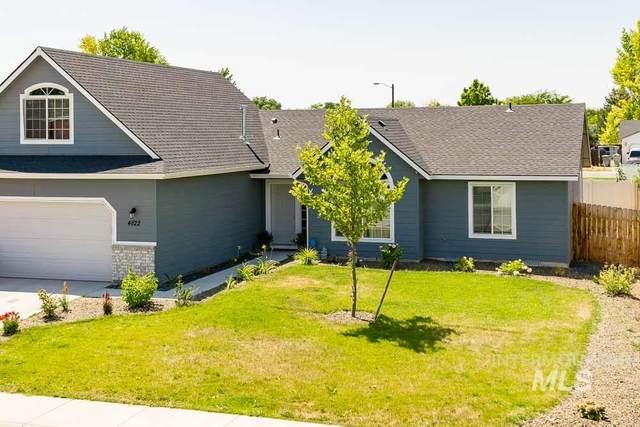 4822 Ida Red Avenue, Caldwell, ID 83607 (MLS #98775584) :: Michael Ryan Real Estate