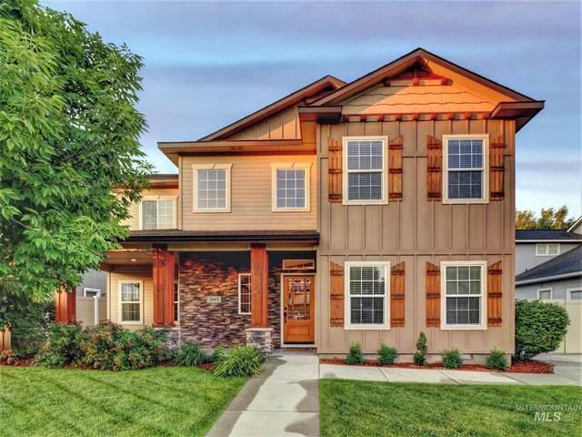 2615 W Wapoot Drive, Meridian, ID 83643 (MLS #98775587) :: Beasley Realty