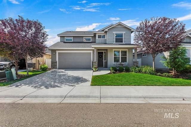 121 E Whitehall St., Meridian, ID 83642 (MLS #98775594) :: Own Boise Real Estate