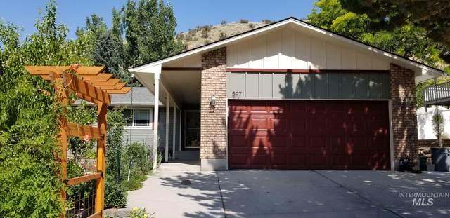 5971 N Collister, Boise, ID 83703 (MLS #98775598) :: Juniper Realty Group