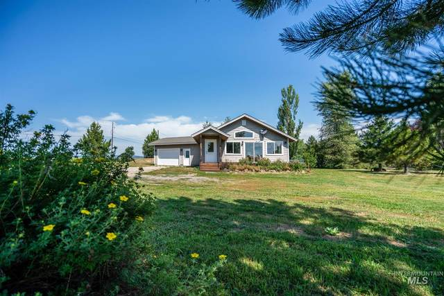 13748 Highway 55, Mccall, ID 83638 (MLS #98775599) :: Boise River Realty